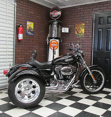 Frankenstein Polished Caliper Bracket for Harley Custom
