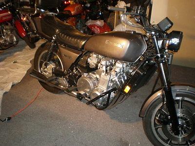 Kawasaki : Other KAWASAKI KZ 1300 1980