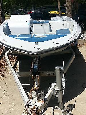 1987 Alpha 1 Winner Boat