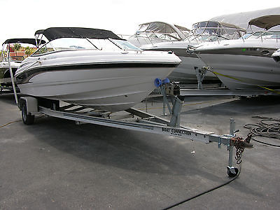 Chaparral 183 ss 2003 w Volvo Penta V-6 engine, aluminum trailer included