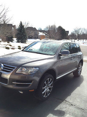 Volkswagen : Touareg V8 Sport Utility 4-Door 2008 volkswagen touareg 2 suv 4.2 l v 8 awd 6 speed automatic priced to sell