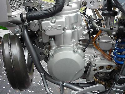 Kawasaki : KDX 04 kawasaki kdx 200 in rare near mint condition