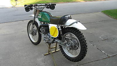 Other Makes 1972 penton 125 six day
