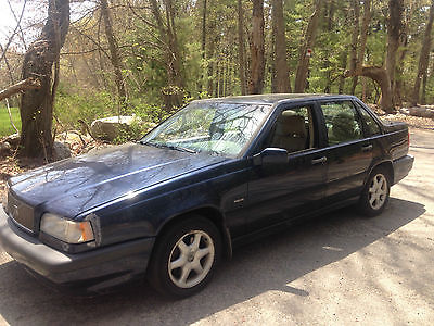 Volvo : 850 850 sedan 1997 volvo 850 only 87 000 miles buy it now 1450