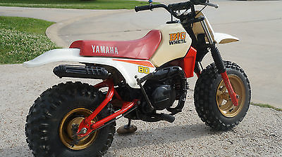 Yamaha : Other 1987 yamaha bw big wheel