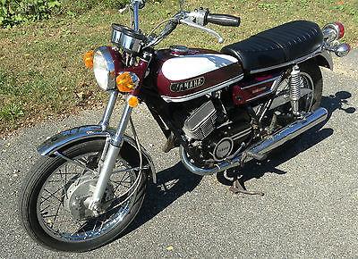 Yamaha : Other 1970 yamaha r 5 350 rd 350