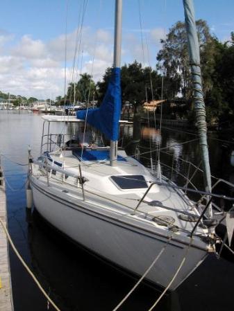 1987  Catalina Yachts  Shoal Draft Wing Keel