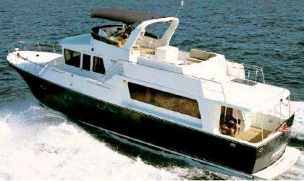 2004  Jefferson Yachts  57 Pilothouse MY