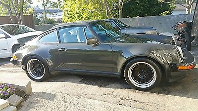 Porsche : 911 SC widebody 1983 porsche 911 widebody rgruppe 3.2 l fast and loud and wide