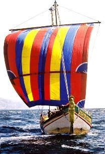 1991 SHIPYARD VIKING STYLE
