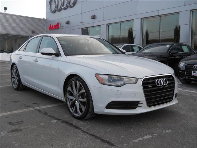 2014 Audi A6 2.0T Premium Watertown, CT