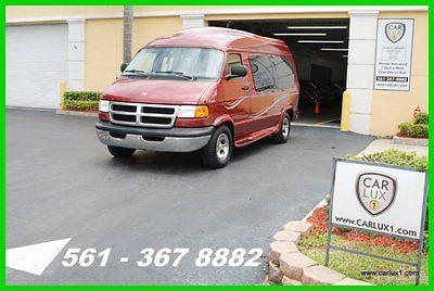 Dodge : Ram Van Conversion 1999 conversion used 5.2 l v 8 16 v automatic rwd minivan van