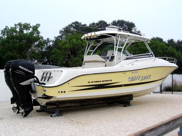 2006  Hydra-Sports Custom  VX 3300 Express