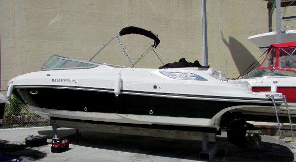 2012  Rinker  Captiva 276 BR