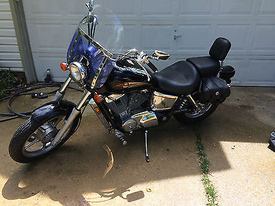 2000 Honda Shadow Spirit 1100 Motorcycles For Sale