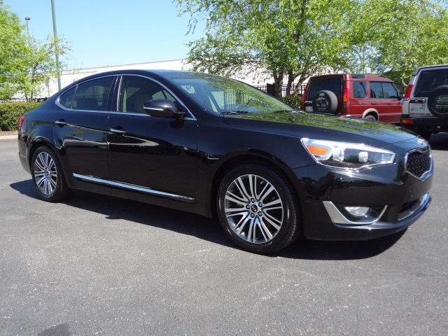 Kia : Cadenza Limited Limited 3.3L Sunroof NAV Nappa Leather Heated Cooled Driver Seat Keyless Start