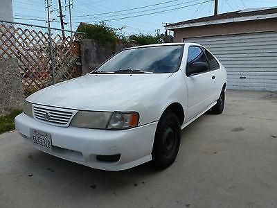 Nissan : 200SX XE 1995 nissan 200 sx base coupe 2 door 1.6 l