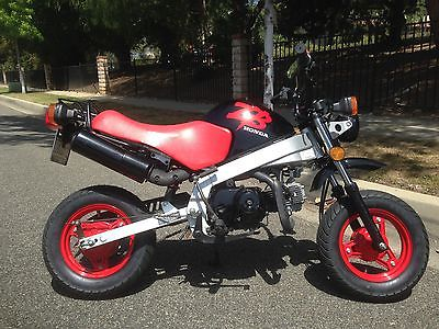 1988 honda zb 50 motorcycles for sale. Black Bedroom Furniture Sets. Home Design Ideas