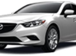 New 2015 Mazda MAZDA6 i Touring
