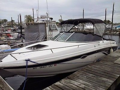 2000 chaparral ss22 boat speed family cruiser ski new engine mint condition