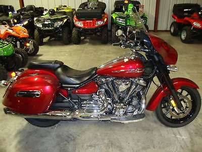 2014 yamaha stratoliner deluxe motorcycles for sale for Yamaha motorcycle warranty