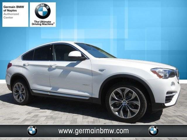 2015 BMW X4 AWD xDrive28i 4dr SUV