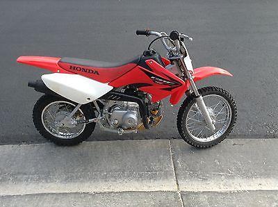 Honda : CRF Honda CRF70F Dirt Bike 70