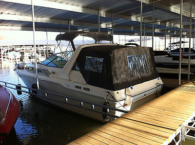Sea Ray 30' Cabin Cruiser 300 Sundancer w/GENERATOR and CLOSED COOLED ENGINES