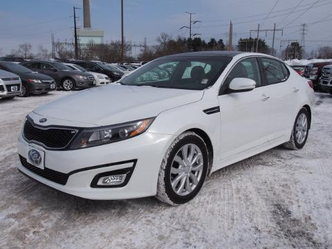 2015 Kia Optima EX Salem, NH