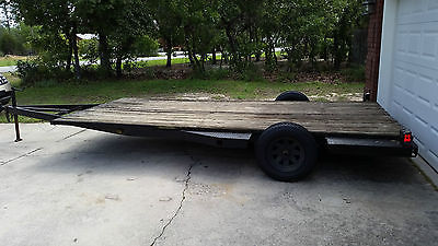 Utility trailer 14 foot by 6 foot