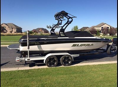 2012 Supra Launch 22V LOADED and Priced to Sell