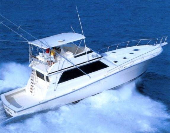 1998  Viking Yachts  58 Convertible