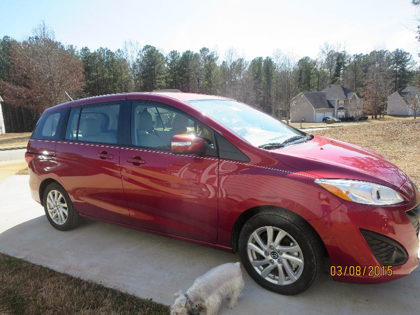 2014 mazda5,only 55miles,minivan,pecfect conditions