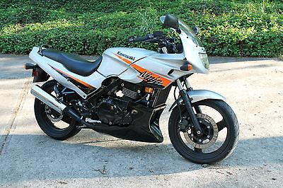 Kawasaki : Ninja Kawaski Ninja 2004 500EX.....500R....Great Bike!..NO RESERVE