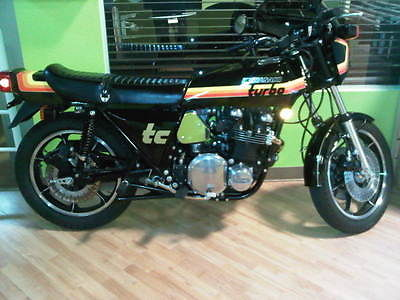 Kawasaki : Other KAWASAKI Z1R MOLLY 925 MILES ORIGINAL
