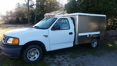 Ford : F-150 2 Door 2004 ford f 150 mobile lunch truck food truck catering truck 96 k miles