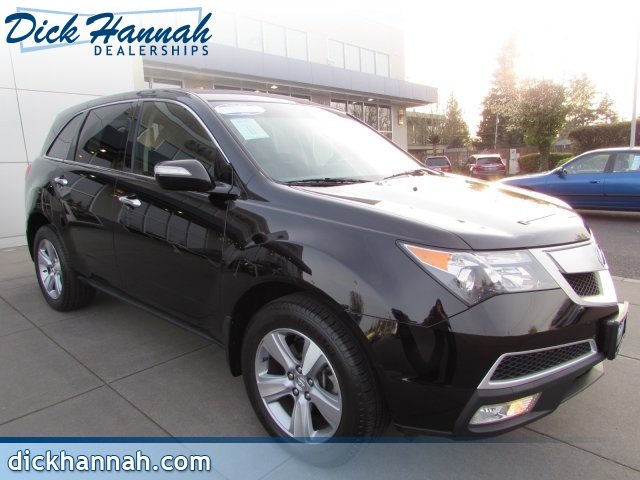 2013 Acura MDX 3.7L Technology Package Portland, OR