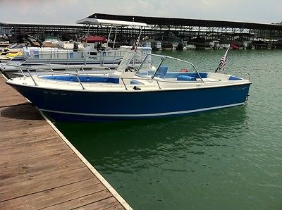 1976 Chris Craft sportsman 20'