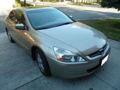 2004 Honda Accord inspected