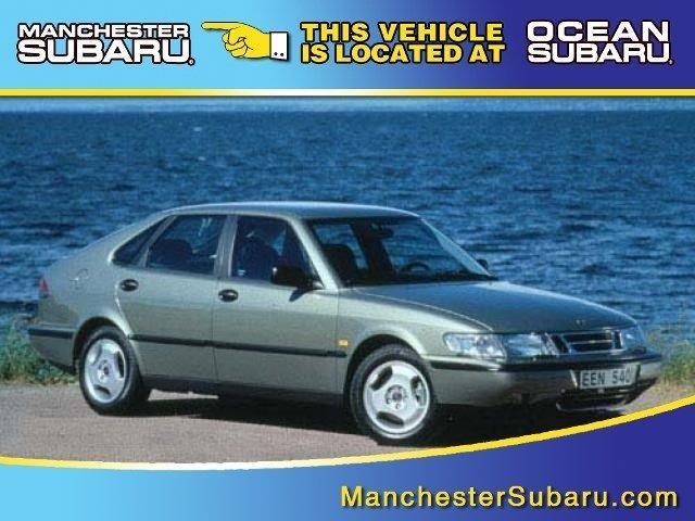 1998 Saab 900 SE Turbo