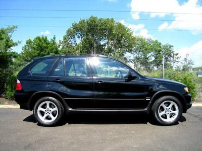 BMW X5 Black on Black