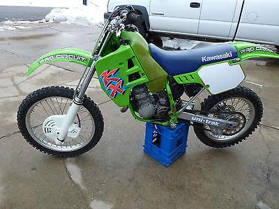 kawasaki kx 125 motorcycles for sale