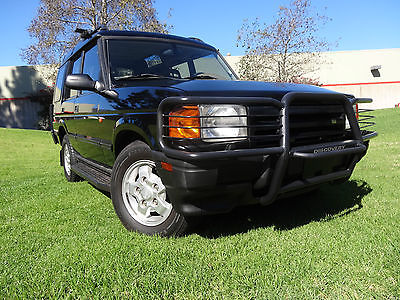 Land Rover : Discovery SE7 Sport Utility 4-Door 1996 land rover discovery se 7 4.0 l