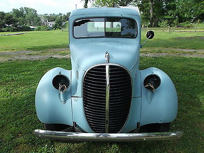 Ford : Other Pickups Original 1939 ford pickup clean solid original project 1938 1937 hot rod or rat