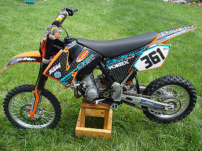 2008 Ktm Sx 85 Motorcycles For Sale