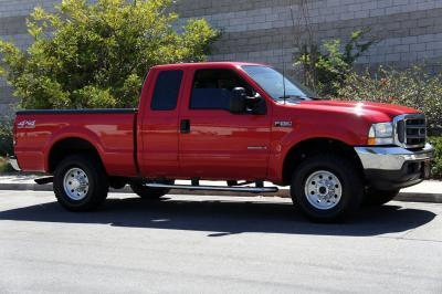 FORD F-250 Automatic 2002