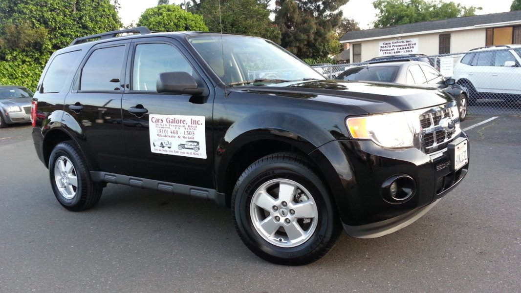 2012 ford escape xls cars for sale. Black Bedroom Furniture Sets. Home Design Ideas