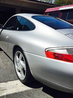 Porsche : 911 Carrera Coupe 2-Door Porsche 996 911 carrera
