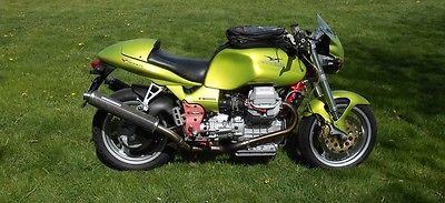 Moto Guzzi : V11 2000 moto guzzi v 11 sport factory replica racer with factory extras fast
