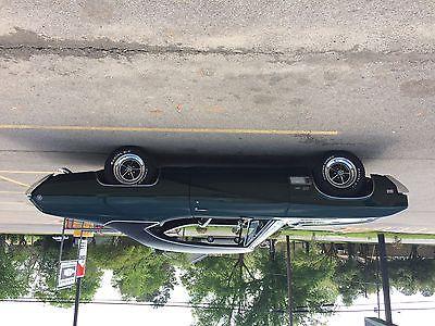 Buick : Skylark GS 350 68 buick gs 350 show quality paint dark green w black vinyl top pro rebuilt 350